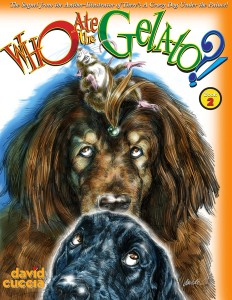 Follow Jasmine the black lab, Topo the mouse and Roxanne the Tibetan mastiff as they travel across Europe during a heatwave in search of ice and the enigmatic character known only as the Brain!